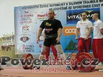 Lukáš Theuser, 270kg