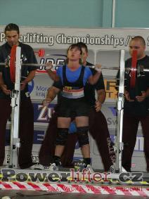 M. Friedrich, GER, 130kg
