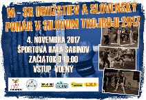 Majstrovstvá Slovenska družstiev a Slovenský pohár v silovom trojboji mužov a žien
