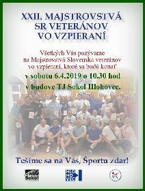 Majstrovstvá Slovenska vo vzpieraní masters