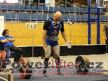 Marcel Rösler, mrtvý tah 240kg