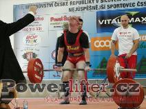Marcel Rössler, 235kg