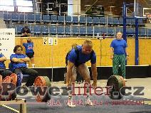 Marek Hejtmánek, mrtvý tah 235kg
