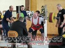 Marek Kukula, 255kg