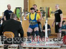 Marek Pokorný, 210kg