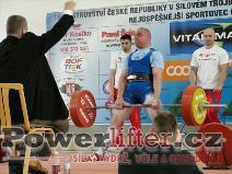 Marek Žák, 255kg