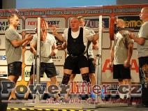 Marian Knut, POL, 180kg