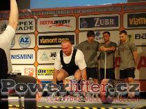 Marian Knut, POL, 265kg