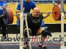 Marian Odler, dřep 270kg