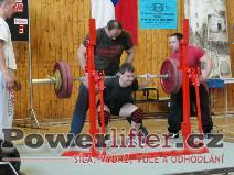 Martin Dolejš, 140kg