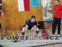 Martin Dolejš, 160kg