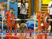 Martin Ondro, 90kg, SK
