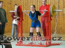 Martina Koutňáková, 110kg