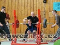 Martina Koutňáková, 120kg
