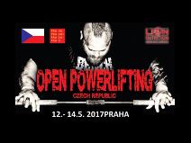 Mezinárodní mistrovství ČR v benchpressu, silovém trojboji a mrtvém tahu