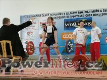 Michaela Koppová, 120kg