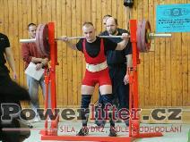 Michal Polák, 130kg