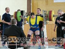 Milan Mrázek, 255kg
