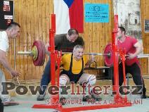 Milan Voráč, 140kg