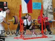 Miroslav Martynink, 200kg