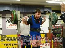 Miroslav Pavlíček, 200kg