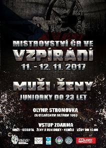 Mistrovství ČR ve vzpírání mužů, žen a juniorek do 23 let