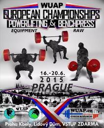 Mistrovství Evropy v silovém trojboji a benčpresu RAW a EQ