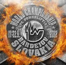 Mistrovství světa v benčpresu RAW a EQ
