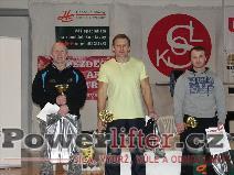 Muži do 80kg - Krayzel (2), Wolf (1), Kadiev (3)