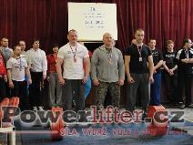 Muži do 83kg - Vincourek, Krayzel, Pavliš