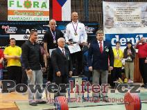 Muži M2 do 74kg - Michalczyk, Panaiotis