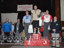 Muži Masters 1 do 120kg