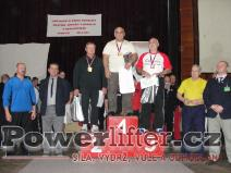 Muži Masters 3 do 105kg