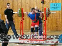 Oldřich Halfar, 187,5kg