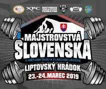 Otvorené Majstrovstvá Slovenska v tlaku na lavičke a mŕtvom ťahu