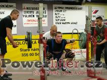 Patrik Navara, 215kg