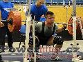 Patrik Přibyl, dřep 280kg