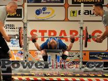 Pauli Linna, FIN, 120kg
