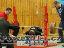 Pavel Anderle, 155kg