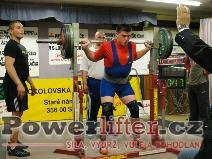 Pavel Bartošík, 220kg