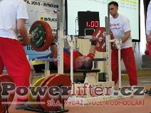 Pavel Čurda, 195kg