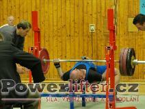 Pavel Fučík, 180kg