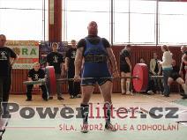 Pavel Fučík, mrtvý tah 220kg