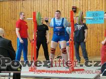 Pavel Kaňák, 190kg