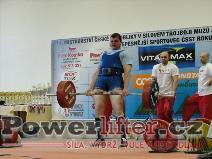 Pavel Kaňák, 270kg