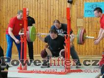 Pavel Klepáč, 240kg