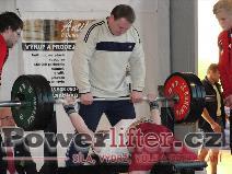 Pavel Surý, 145kg