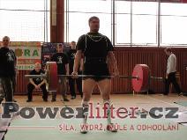 Pavel Žák, mrtvý tah 210kg