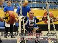 Pavol Demčák, dřep 305kg