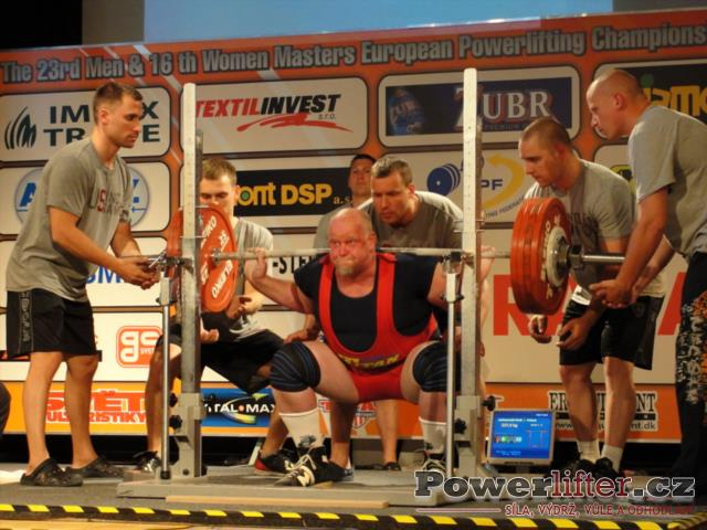 Pertti Lähteenmäki, FIN, 237,5kg